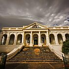 The Court House in Yass/NSW/Australia (2) by Wolf Sverak