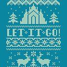 Let It Go Sweater by moysche