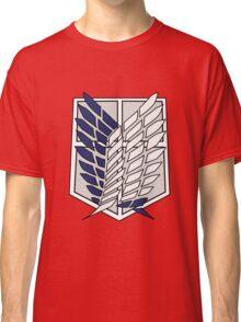 Attack On Titan Logo T shirt Classic T-Shirt