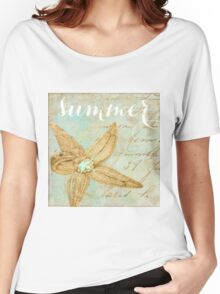 Turquoise Beach IV Women's Relaxed Fit T-Shirt