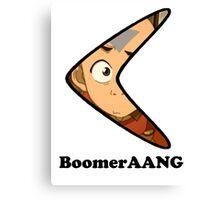 Boomer-AANG The Last AirBender Canvas Print