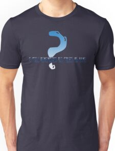 it feels remembered but forgot his name Unisex T-Shirt