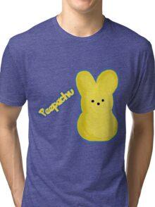 Peepachu Tri-blend T-Shirt