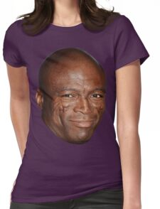 Seal Deux Womens Fitted T-Shirt