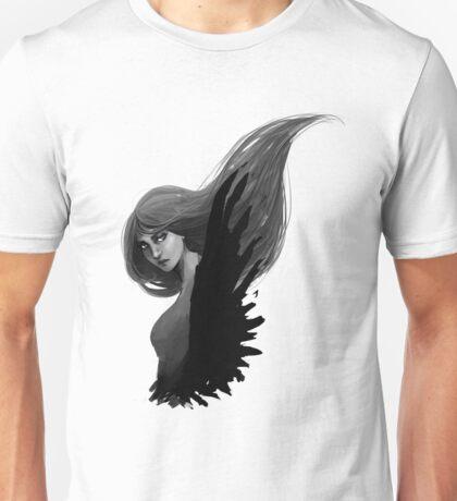 her raven wings Unisex T-Shirt