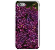 Lovely Lilacs iPhone Case/Skin