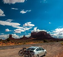Monument Valley Road Trip by UberBoy