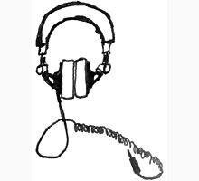 analog headphones Unisex T-Shirt