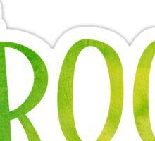 the 'BROOK Sticker