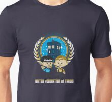 United Federation of Tardis Unisex T-Shirt