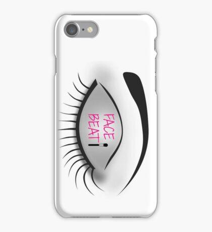Face Beat iPhone Case/Skin