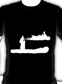 Final Fantasy VII - Cloud Silhouette T-Shirt