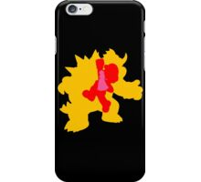 Bowser, Mario, Peach iPhone Case/Skin