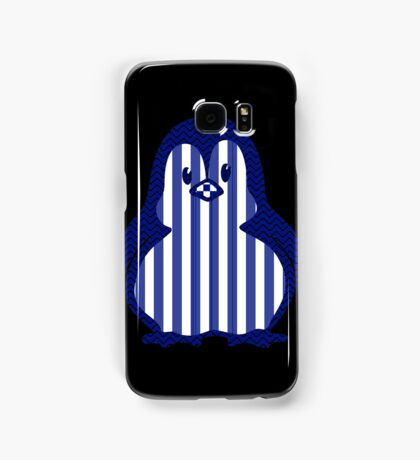Patterned Penguin Samsung Galaxy Case/Skin