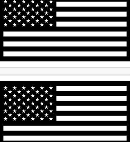 US Military Flag Sticker