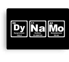Dynamo - Periodic Table Canvas Print