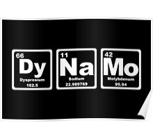 Dynamo - Periodic Table Poster