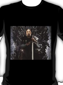 The Rock - Game of Thrones - Iron Throne T-Shirt