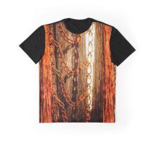 Relics from Rural Australia - Retired Chains Graphic T-Shirt