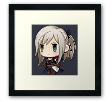 Chibi Aranea Framed Print