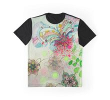 Spring Weed Graphic T-Shirt