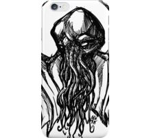 Cthulhu Bust iPhone Case/Skin
