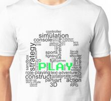 Play - Retro Gaming Unisex T-Shirt
