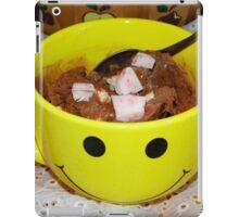 Chocolate Ice Cream....YUM! iPad Case/Skin