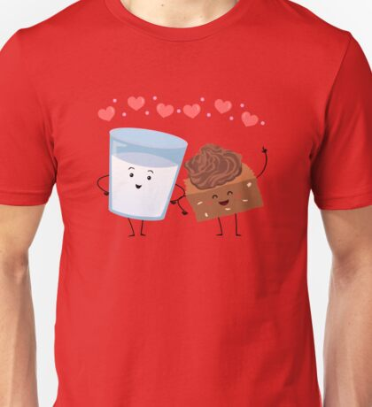 Brownies Bff Unisex T-Shirt