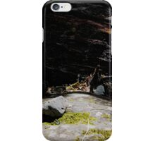 A moment in the light iPhone Case/Skin