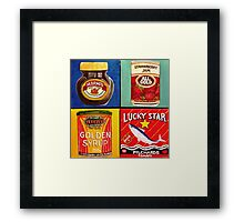 Proudly South African Set nr 9 Framed Print