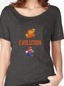 Super Mario Women's Relaxed Fit T-Shirt