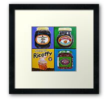 Proudly South African Set nr 11 Framed Print