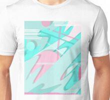 Retro Splashes Unisex T-Shirt