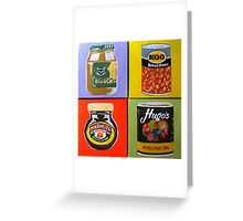 Proudly South African Set Nr 14 Greeting Card