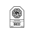 Dharma Initiative Bed by Beanafred