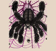 webby old school tattoo spider Womens Fitted T-Shirt