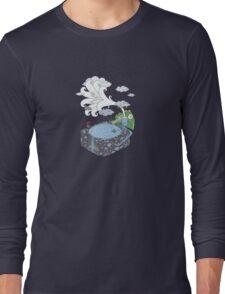 Gramophone (Rainy Days) Long Sleeve T-Shirt