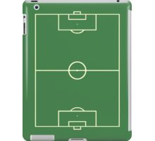 Footy Pitch iPad Case/Skin