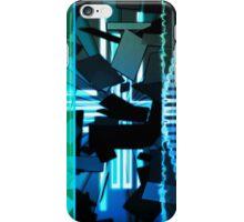 Aqua Tones iPhone Case/Skin