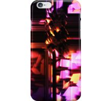 Neon Storm iPhone Case/Skin