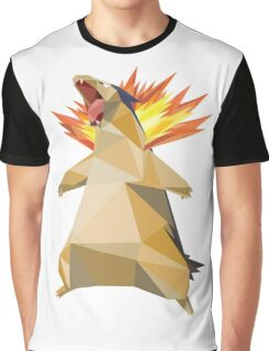 Typhlosion! Graphic T-Shirt