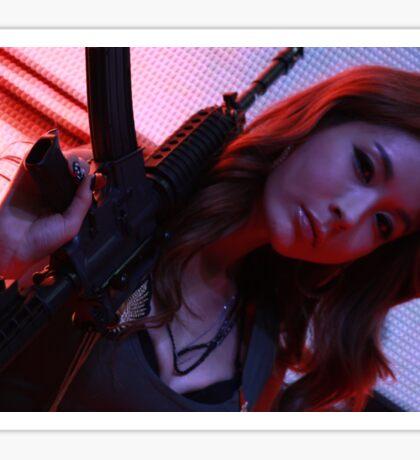Machine Gun Kelly 1 Sticker