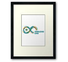 Arduino Uno Framed Print