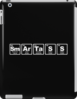 Smartass - Periodic Table by graphix