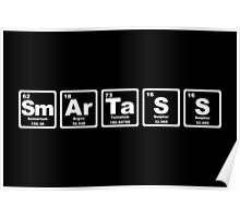 Smartass - Periodic Table Poster