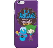 Bats Imaginary Friends, BlooFreeze and MacJoker iPhone Case/Skin