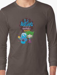 Bats Imaginary Friends, BlooFreeze and MacJoker Long Sleeve T-Shirt