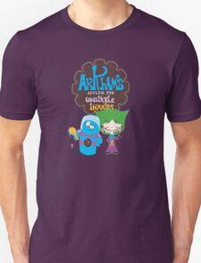 Bats Imaginary Friends, BlooFreeze and MacJoker Unisex T-Shirt
