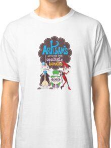 Bats Imaginary Friends, Frankie Quinn, Madam Riddler, and Herriguin Classic T-Shirt